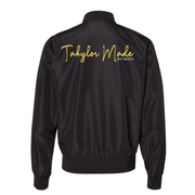 Tahylor Made Est. | Bomber Jacket - Tahylor Made