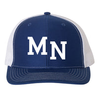 MN Hat - Royal/White