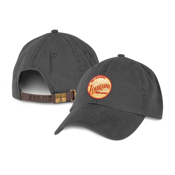 "Women's Original ""Louisiana"" Patch Cap"