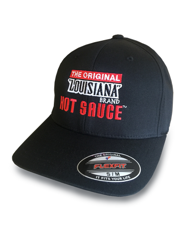 "The Original ""Louisiana"" Hot Sauce Flexfit Cap"