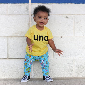 Uno Birthday T-shirt