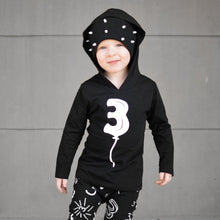 Load image into Gallery viewer, 3rd Birthday Balloon Hoodie