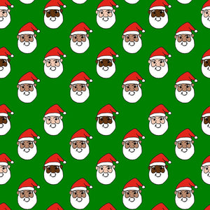 Worldwide Santa Leggings (Choose your color!)