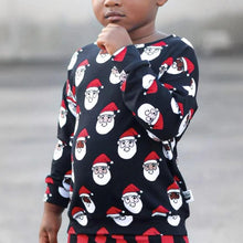 Load image into Gallery viewer, Worldwide Santa Drop Shoulder Crewneck