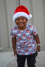 Load image into Gallery viewer, Worldwide Santa Tee (Choose your color!)