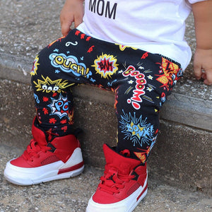 Wonder Boy Harem Shorts or Pants