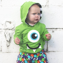 Load image into Gallery viewer, Monster Hoodie or Crewneck