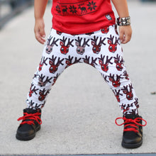 Load image into Gallery viewer, Rudolph & Friends Harem Pants or Shorts