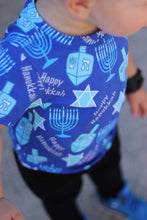 Load image into Gallery viewer, Hanukkah Short or Long Sleeve Tee