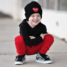 Load image into Gallery viewer, Heartbreaker Broken Heart Beanie