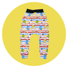 Load image into Gallery viewer, Dino Egg Harem Pants- Made-to-Order