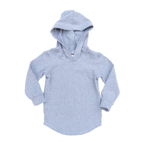 Solid Color Hoodie Long Sleeve
