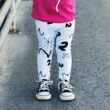 "Load image into Gallery viewer, ""Two"" Birthday Leggings"
