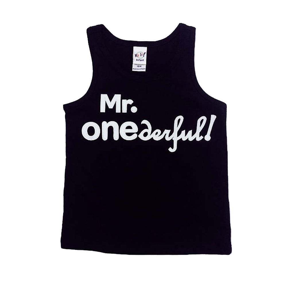 Mr. Onederful Tank