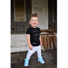Load image into Gallery viewer, toddler boy toddler girl all white drop crotch harem pants
