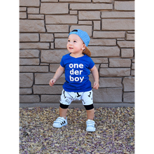 Load image into Gallery viewer, One Der Boy Tshirt