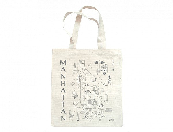 Maptote_ Grocery Tote