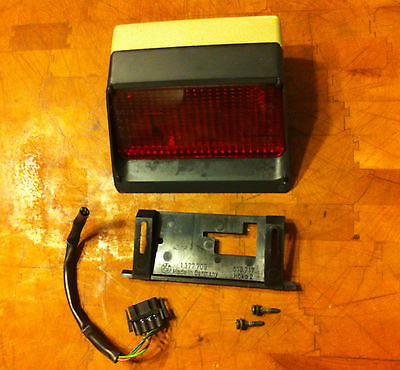 BMW E30 325 318 84-88  BRAKE STOP LIGHT THIRD PARCEL SHELF Complete Assembly!!