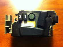 Mercedes 126 Right Seat Switch w/ Memory 300sel 300sdl 420sel 560sel 560sec