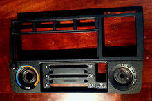 BMW E30 325i 325es 325e 318i 318is M3 Radio and A/C Heater Control Bezel