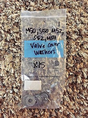 VALVE COVER WASHER SET M50 S50 M52 S52 M54 BMW E36 328 325 E34 525 E46 330 E39