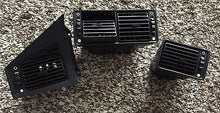 BMW E28 528E 535I M5 Left, Right, Center A/C Air Vents Airvents with Screws