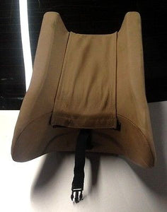 92-98 BMW E36 Convertible Beige Tan Leather Rear Seat Center Cushion 52209066470