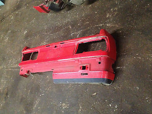 BMW E30 Tail Light Frame Rail Tail Panel 1988-1991 318is 325is Plastic Bumper