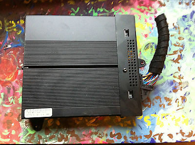 BMW E46  Harman/Kardon HIFI Amplifier 651206920996 6920996 HS3754 Includes Wire