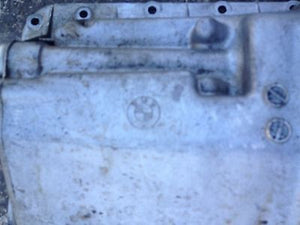 BMW E36 Engine Oil Pan  318 318i 318is 318ti  M42 4 Cylinder Engine 92-95