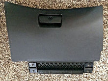 BMW E46 330ic 328i 325it OEM Schwarz Black Glove Box w/ Latch 51.16-7 141 612