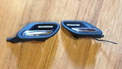 99-01 BMW E38 Lighted Illuminated Inner Inside Door Handles E39 540i 740i 528i