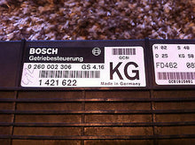 BMW Transmission ECU Bosch 0260002306KG E36 325is 325ic