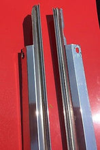 BMW E28 535is 528e Factory Chrome Door Trim Interior Rear Door Pair 81-88 USED