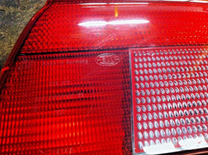 BMW 528i 540i E39 Tail Light Assembly Left and Right OEM Hella Taillights