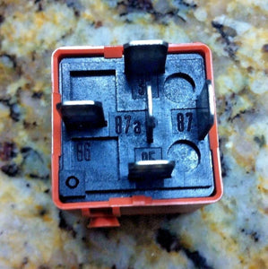BMW Relay 12.63-1 742 690  Salmon Red  12631742690   Siemens V23134-E52-X344