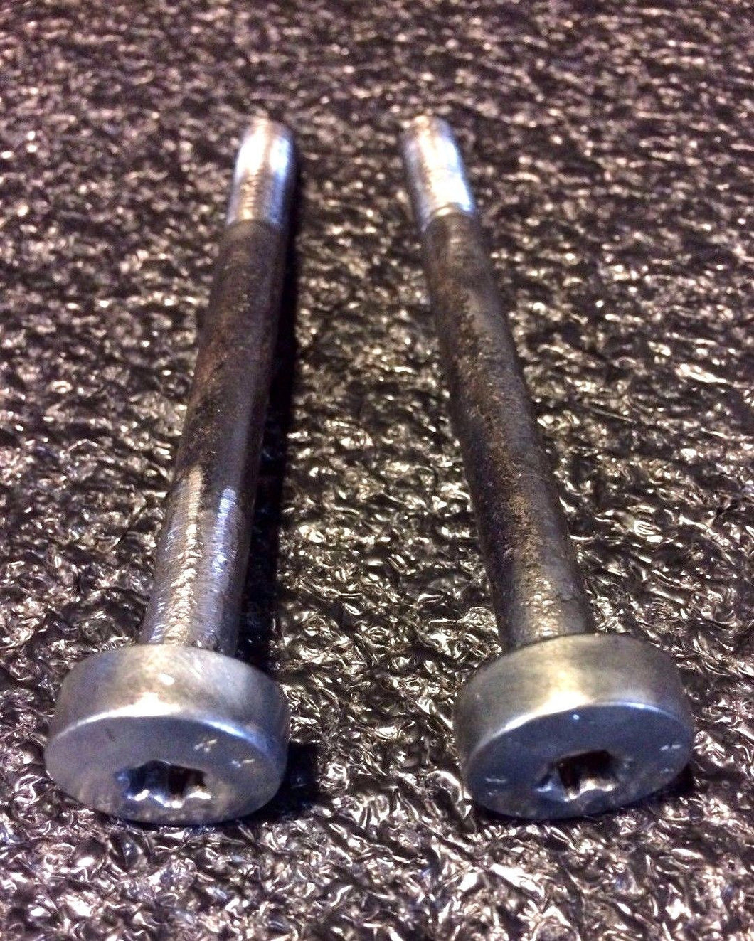 BMW Torx Screw Pair Rear Bumper Bolt Carrier to Bumper Shock E36 E46 Z3 Phantom