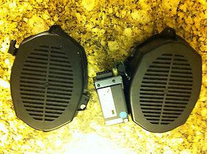 BMW E46 Harman/Kardon H/K Rear Sub Speakers OEM with Amp  325ix 330ix 323i 325