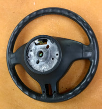 2003 BMW E46 330i Tri-Spoke Steering Wheel with Buttons