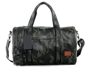 2017 Hot Selling Male Camo Style Gym Bag