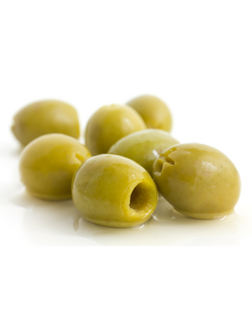 Large Pitted Green Olives
