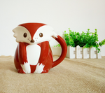 Cartoon Fox Mug