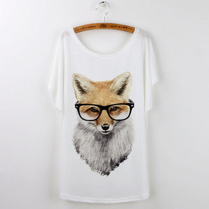 Clever Fox Tee
