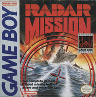 Radar Mission (Nintendo GameBoy) Pre-Owned: Cartridge Only