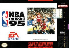 NBA Live 95 (Super Nintendo / SNES) Pre-Owned: Cartridge Only