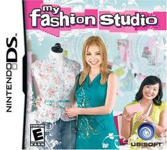 My Fashion Studio (Nintendo DS) Pre-Owned: Game, Manual, and Case