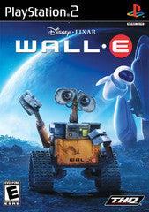Wall-E (Playstation 2) Pre-Owned: Game, Manual, and Case
