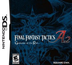 Final Fantasy Tactics A2 (Nintendo DS) Pre-Owned: Game, Manual, and Case