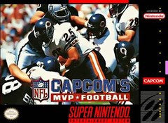 Capcom's MVP Football (Super Nintendo) Pre-Owned: Cartridge Only