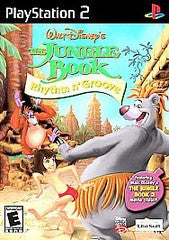 Jungle Book Rhythm n Groove (Playstation 2 / PS2) Pre-Owned: Game and Case